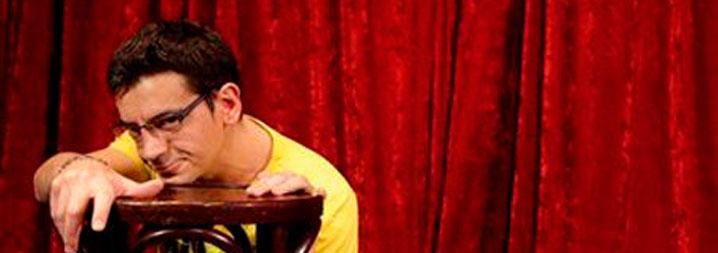 Ramon LSD: En ocasiones veo muertos... de risa