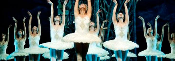 Ballet de Moscú: El lago de los cisnes
