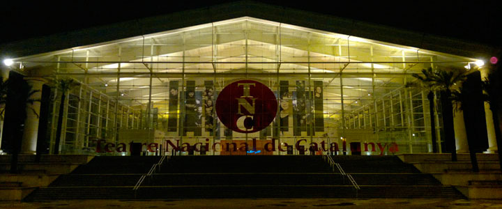 TNC - Teatre Nacional de Catalunya