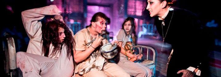 Circo de los Horrores: Manicomio