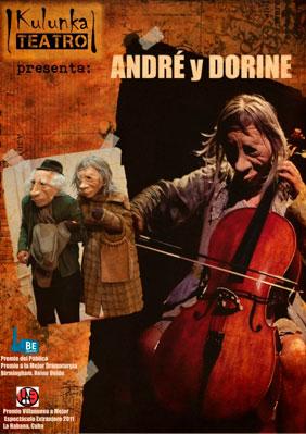 André y Dorine → Teatre Poliorama