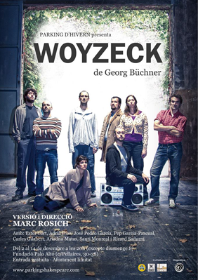 Parking Shakespeare: Woyzeck