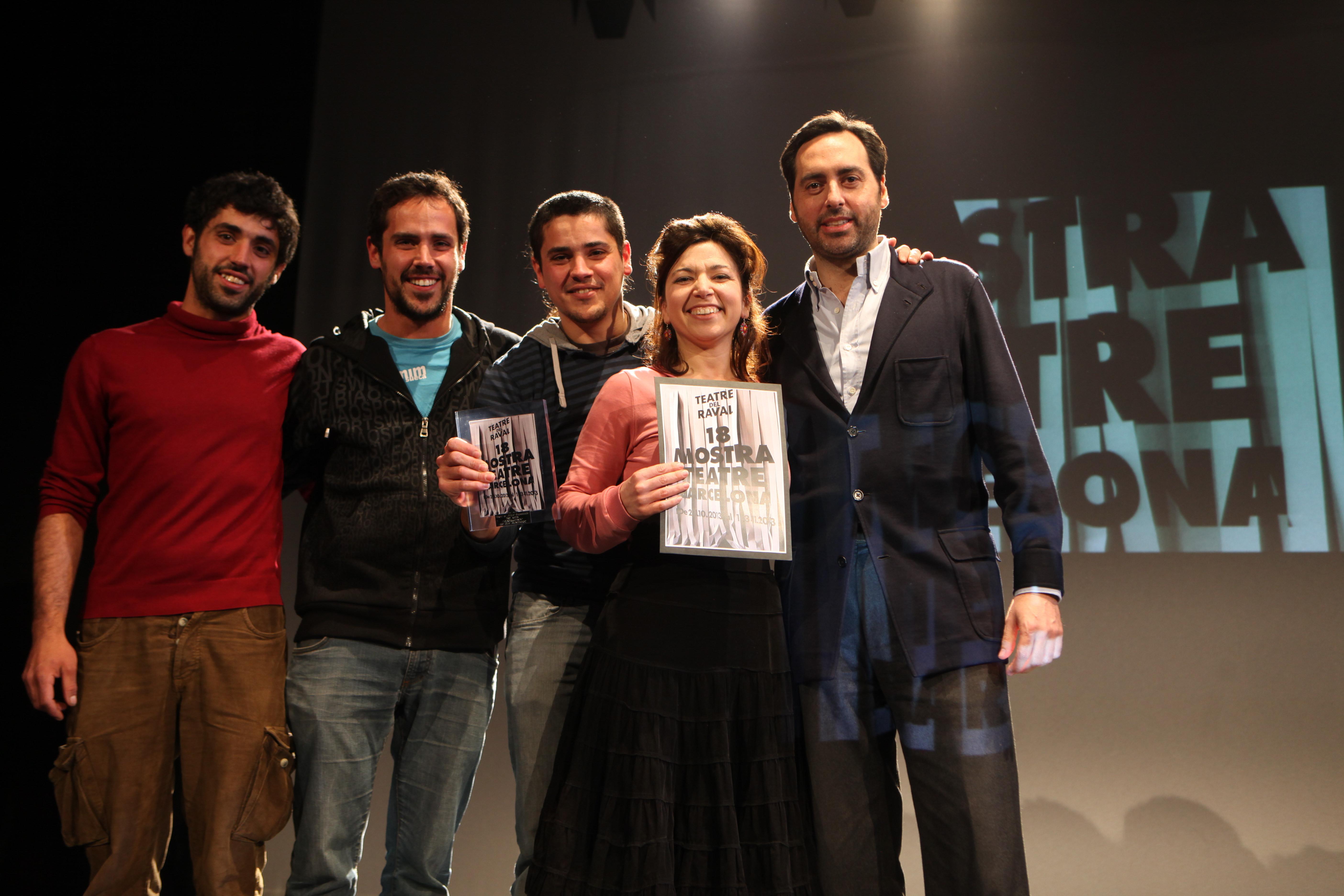 Millor espectacle, actors i Premi Popular 18ª MTB