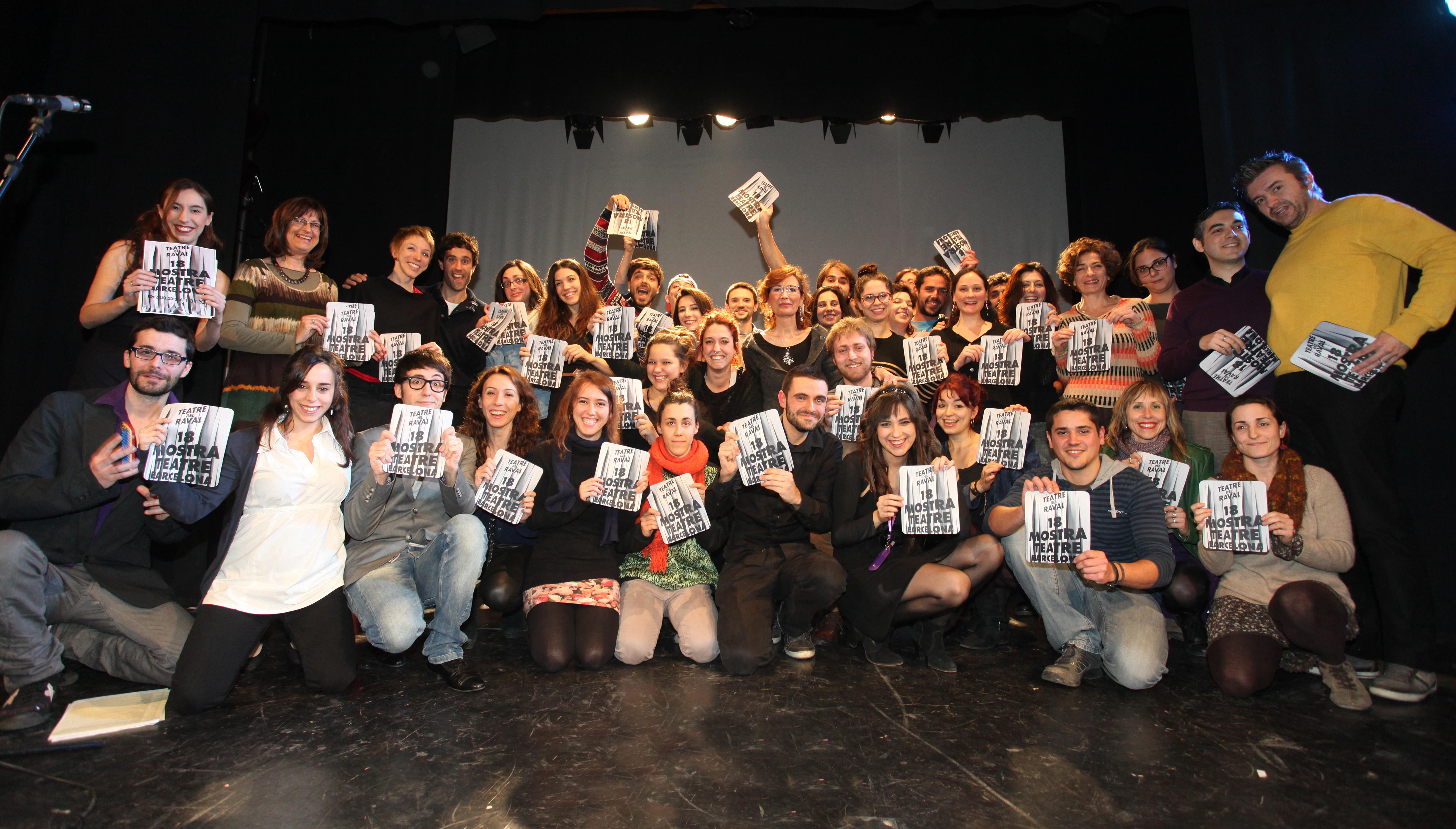 Tots participants 18ª MTB