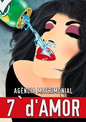 Agència matrimonial 7D'amor → Teatreneu