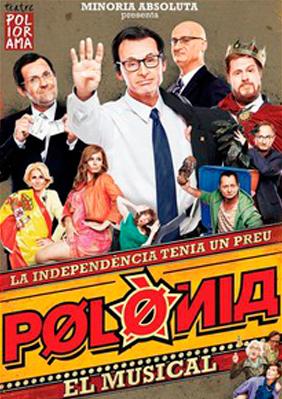 Polònia: el Musical → Teatre Poliorama