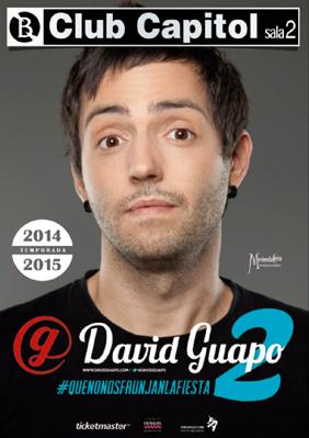 David Guapo: #Quenonosfrunjanlafiesta 2 → Club Capitol