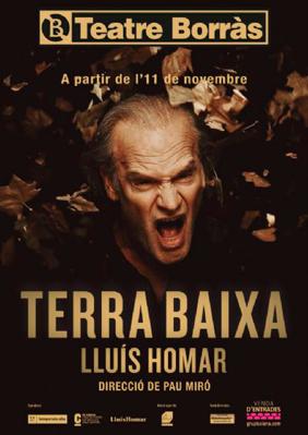 Terra Baixa → Teatre Borras