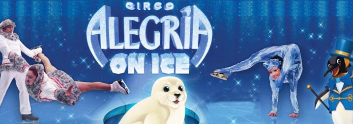Circo Alegría: On Ice