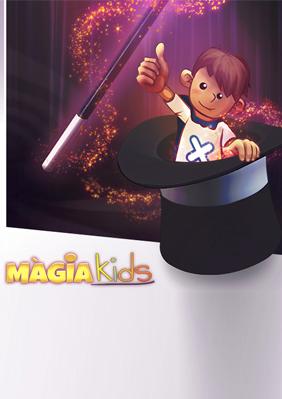 Magia Kids → Teatreneu