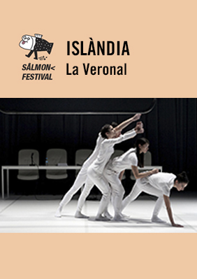La Veronal: Islàndia → Mercat de les Flors