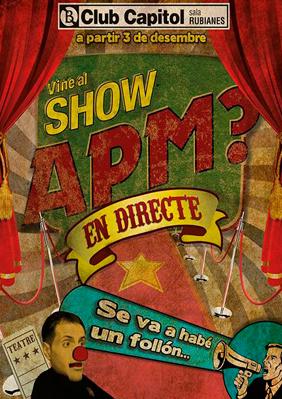 APM? Show → Club Capitol