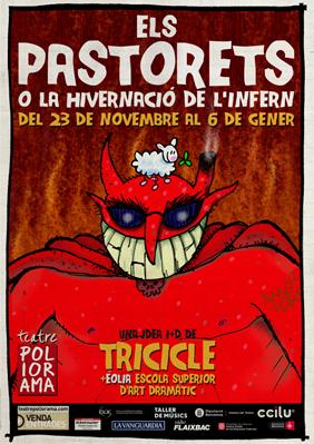 Els Pastorets I+d (Tricicle) → Teatre Poliorama