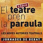 El teatre pren la paraula