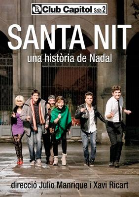 Santa Nit. Una història de Nadal → Club Capitol