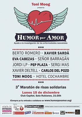 Humor por amor