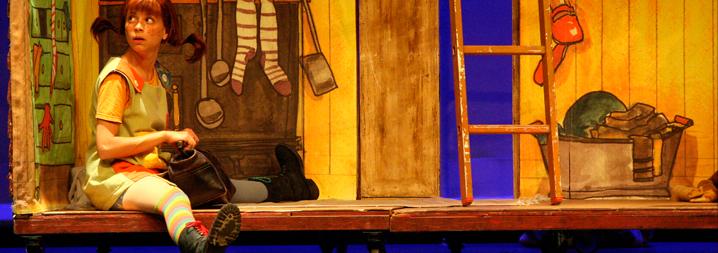 Pippi Langstrump, el musical