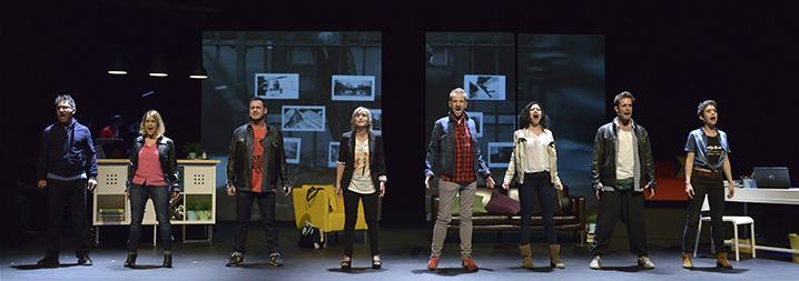 Guapos & Pobres: El musical