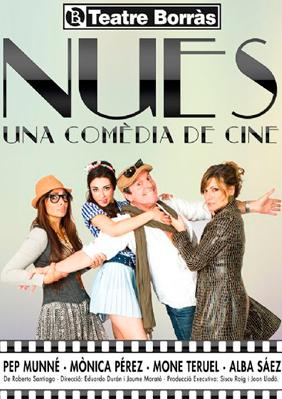 Nues → Teatre Borras