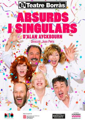 Absurds i singulars → Teatre Borras