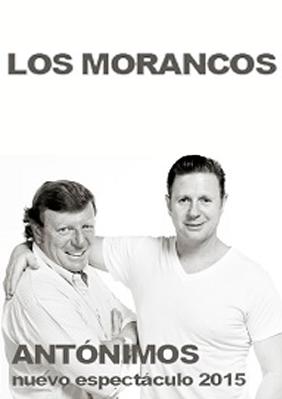 Los Morancos: Antónimos → Teatre Apolo