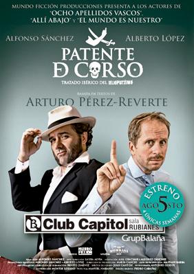 Patente de Corso → Club Capitol