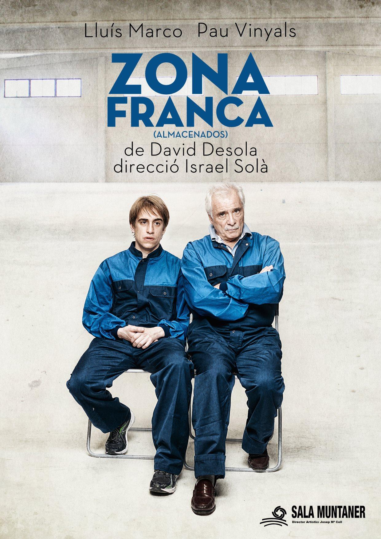 Zona franca teatre barcelona for Cartellera teatre barcelona