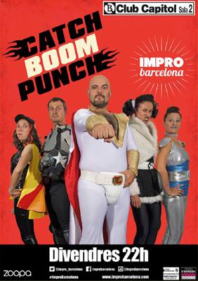 Impro Barcelona: Catch Boom Punch → Club Capitol