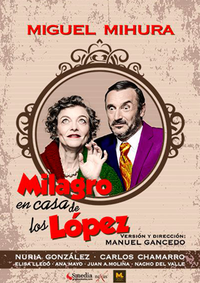 Milagro en casa de los López → Club Capitol