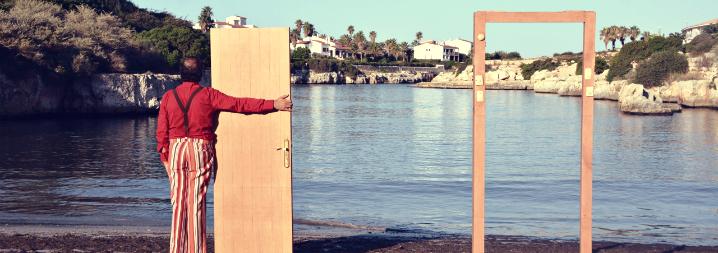 Pere Hosta: Open door