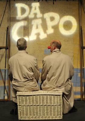 Vol-Ras: Da Capo → Teatre Poliorama