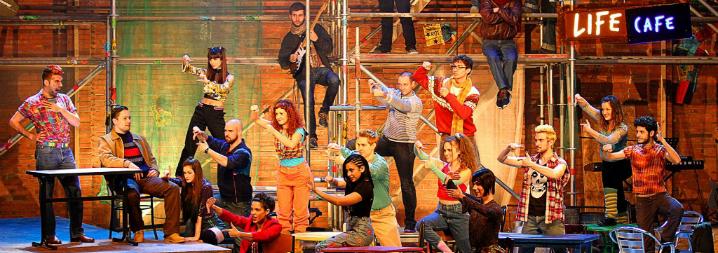 Rent, el musical