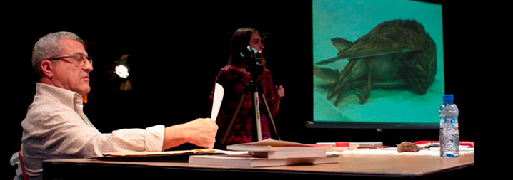 Alícia Gorina: Watching Peeping Tom