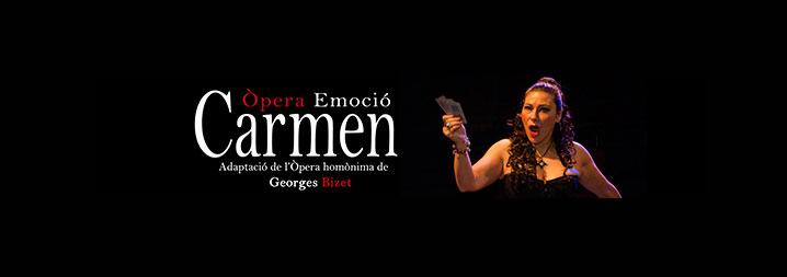 Òpera d'aprop: Carmen