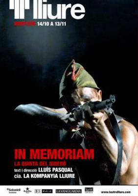 In memoriam. La quinta del biberó → Teatre Lliure - Montjuïc