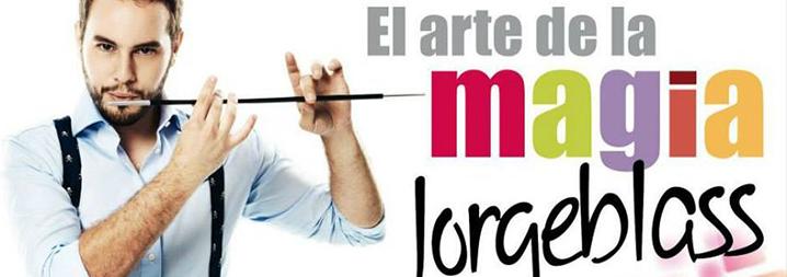 Jorge Blass: El arte de la magia