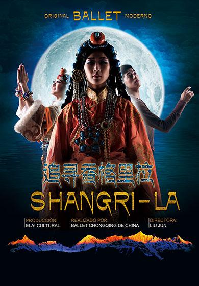 Shangri la teatre barcelona for Shangri la barcelona