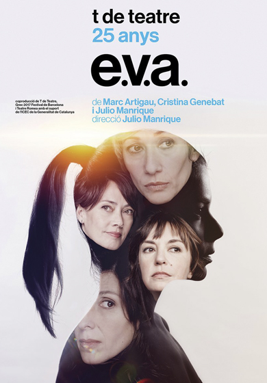 T de Teatre: E.V.A → Teatre Romea