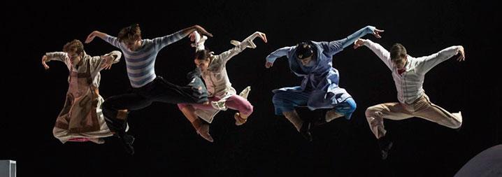 Le songe: Les ballets de Monte-Carlo