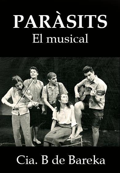 Paràsits. El musical