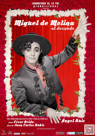 Miguel De Molina Al Desnudo Recomanació Teatral Neus Mònico