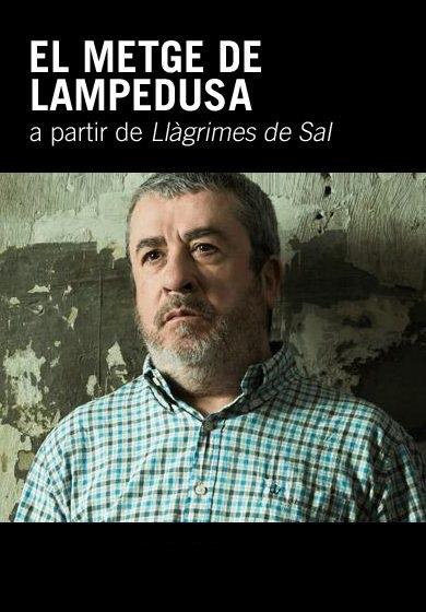 El metge de Lampedusa → Teatre municipal Cal Bolet (Vilafranca del Penedès)