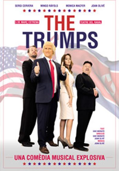 The Trumps → Teatre del Raval