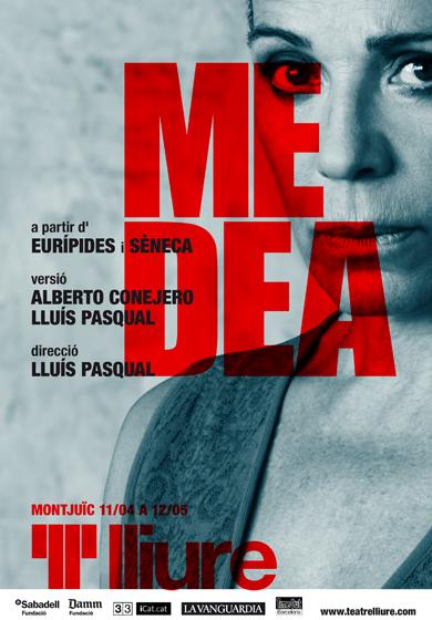 Resultat d'imatges de MEDEA a partir d'Eurípides i Sèneca, versió Alberto Conejero i Lluís Pasqual