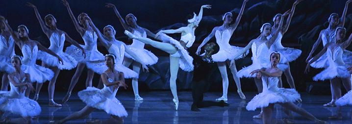 Ballet de Monterrey: El lago de los cisnes + La Bayadera