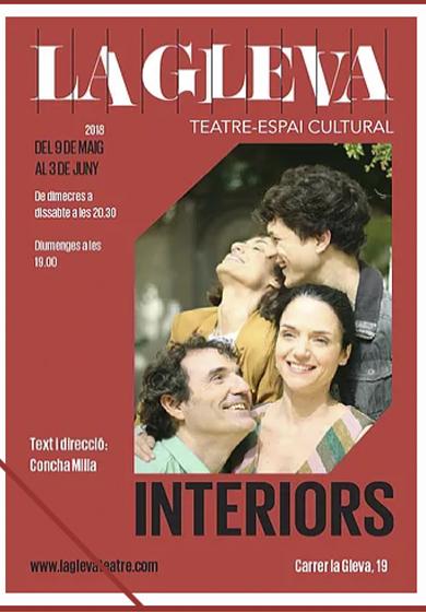 Interiors → La Gleva Teatre