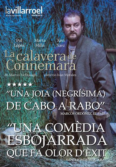 La calavera de Connemara → La Villarroel