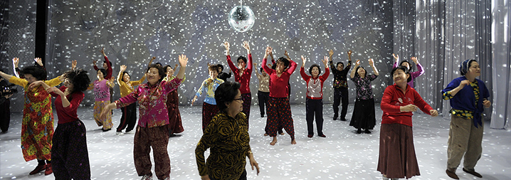 Eun-Me Ahn: Dancing Grandmothers