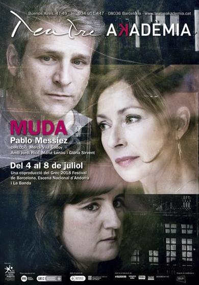 Pablo Messiez: Muda