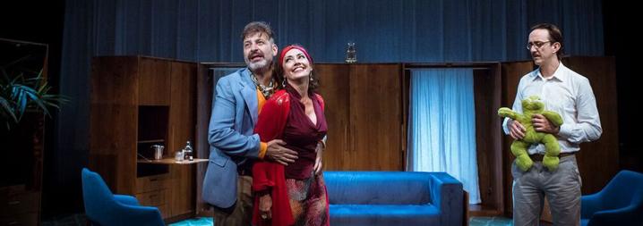 Pere Arquillué: Audiència i Vernissatge